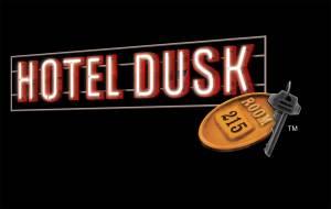Hotel Dusk: Room 215 Logo